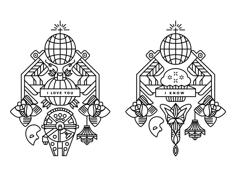 tattoo design flowers phantom of the opera globe muffin pumpkin couple love millenium falcon star wars birds ink tattoo