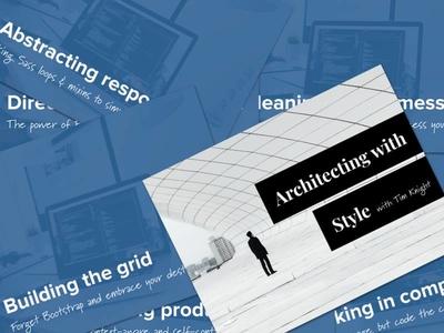 Architecting With Style presentation