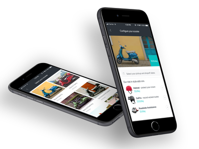 Ooup Project Concept app mobile prototype design sprint