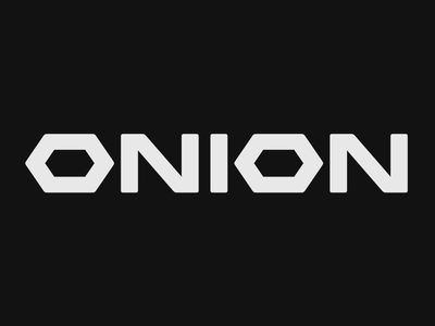 More onion typedesign typeface font type