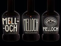 Melloch Label redesign