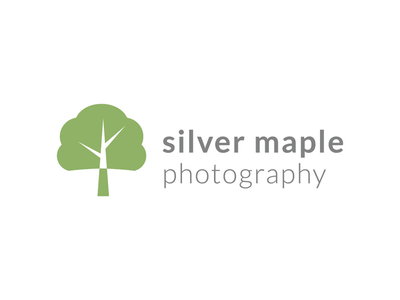Silver Maple Photography Logo logo