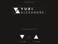 Logo breakdown brand and identity brand identity logo mark logo design branding logos visual art typography design visual identity logo design logodesign artist logotype branding vector illustration icon logo