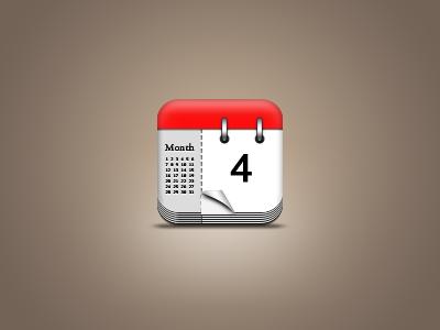 Upojenie HD - Calendar iphone icon icons iphone4 theme ios upojenie hd calendar
