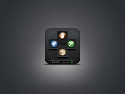 Upojenie HD - Game Center icon icons theme iphone iphone4 upojenie hd retina game game center