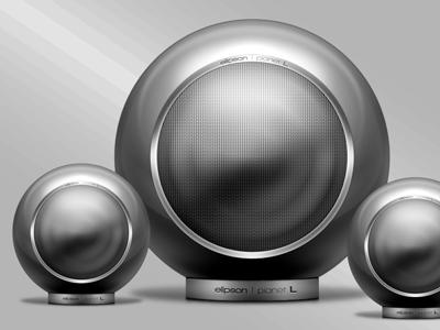 Elipson Planet L Speaker(s)