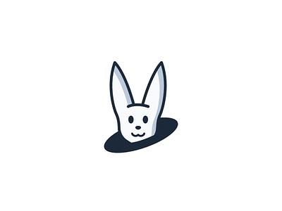 Rabbit Hole Logo hole rabbit logo rabbit design logo