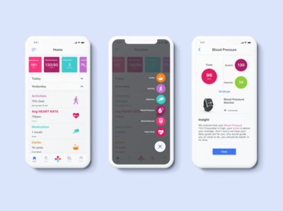 Mobile Application- Medical/Health Care App health care health app healthcare mobile app design application mobile design mobile app mobile ui figmaafrica figmadesign figma illustration typography mobile dailyui design ux ui app app design