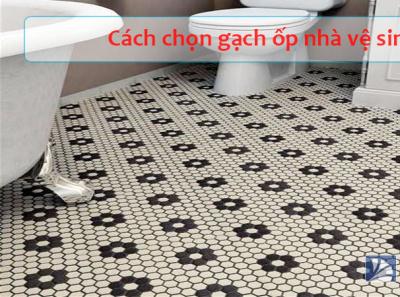 Cách chọn gạch ốp nhà vệ sinh [CỰC CHUẨN] gachopnhavesinh gachmosaic gachmosaicinfo