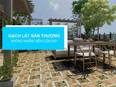 Cách chọn mẫu gạch lát sân thượng Chống Nóng - Đẹp 2021 gachlatsanthuong gachopsanthuong gachsanthuong gachmosaicinfo