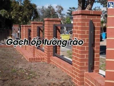 Cách chọn gạch ốp tường rào (hàng rào) ĐẸP - BỀN maugachophangrao maugachoptuongrao gachophangrao gachoptuongrao gachmosaicinfo