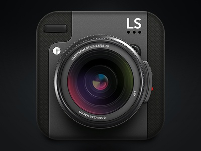 PhotoPro DSLR Icon