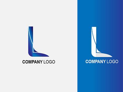 l letter logo grident bulu colour logo l logo logodesign morden logo design idea letter logo minimalist branding logos logo design lettering l letter logo logotype logo