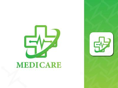 Modern Colorful Medical Logo logo design logo minimalistlogo medschool science coronavirus medicalstudent covidlogo covid hospitallogo hospita healthcerelogo healthcare healthlogo health doctor medicine medical modernlogo medicinelogo