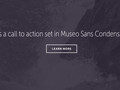 Museo sans Condensed