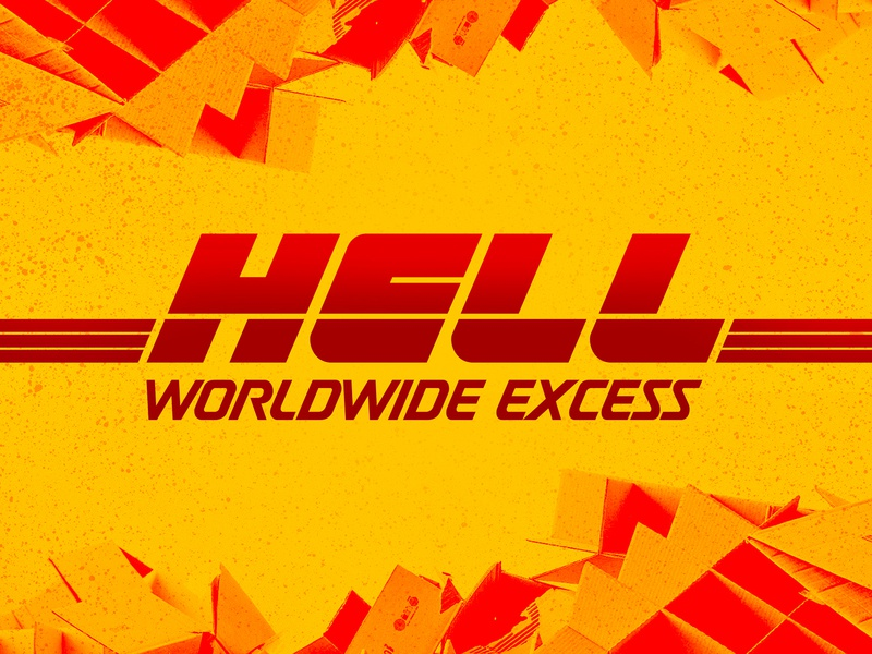 Hell - Worldwide Excess