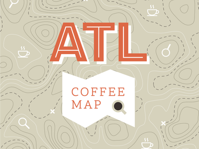 ATL Coffee Map