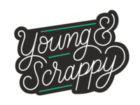 Young & Scrappy Patch Design