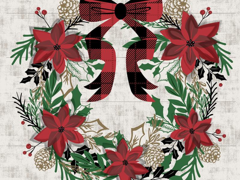 Box illustration design for Costco