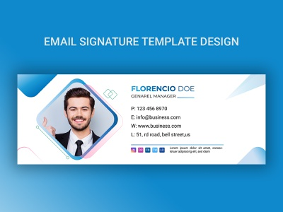Email Signature outlook signature outlook message signature message mail html signature html email gmail signature gmail email stationarey email e-signature email design email e signature creative email contact signature contact message business email business