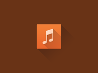 flat music