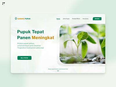 Web Design Landing Page home web web inspiration web design landing page green ui minimal modern mobile app