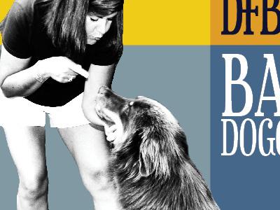Bad Doggie cd dog album art