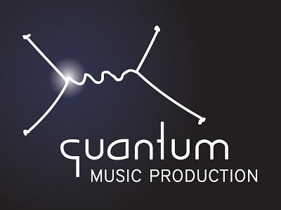 Quantum Music Production logo science