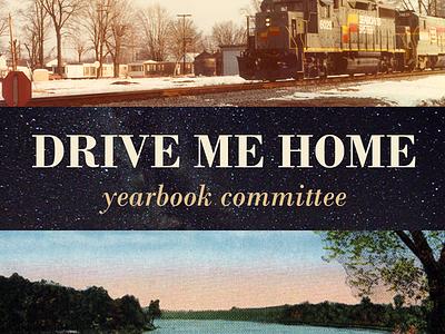 Drive Me Home music album art