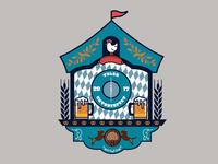 Tulsa Oktoberfest Cuckoo Clock