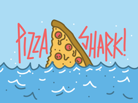 Pizza Shark
