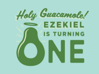 Ezekiel Is Turning One