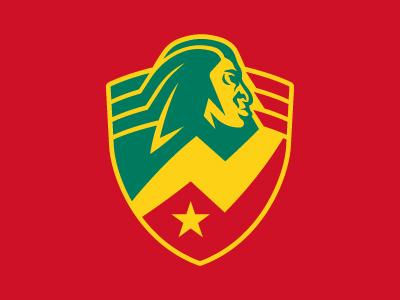 "Francis ""The Predator"" Ngannou fighter predator cameroon ufc mma sports identity francis ngannou logo"