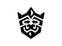 Lion Shield Logo