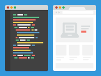 Chrome and Sublime text