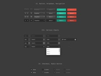 Photoshop Plugin UI Kit