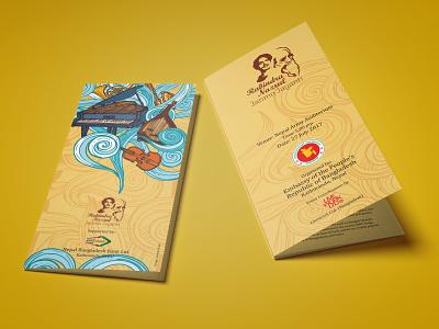 Rabindra Nazrul Janmo Jayanti design