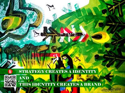 Branding Solution illustration branding design ux