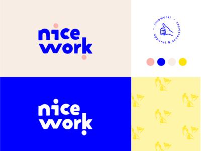 NiceWork! Brand Identity