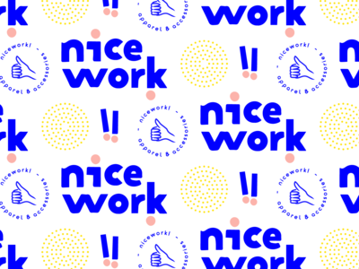 NiceWork! Brand Identity System