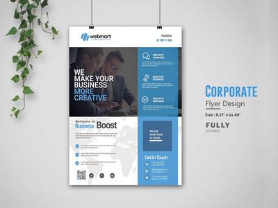 Corporate Flyer Design