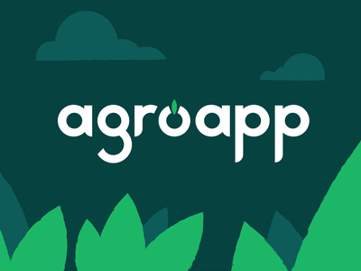 AgroApp development web design idenity banking agronomy design ux ui illustration logo fresh freshdesign animation