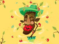 Aji  Chombo / chili pepper