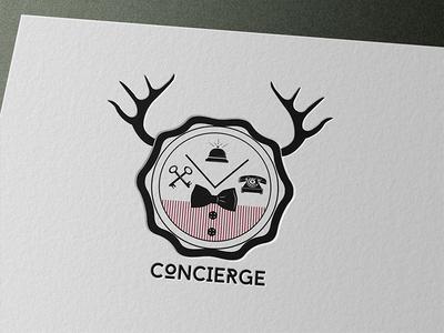 Concierge Logo Design