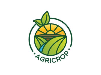 Agri Crop Logo Design