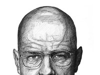 Walter white breaking bad shorn full