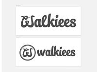 Walkiees logo redesign