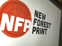 New Forest Print logo