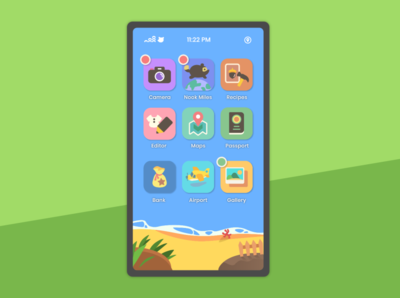 UI Challange 5: App Icon