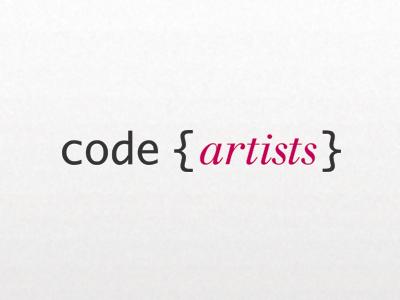 CodeArtists logo logo identity corporate codeartists